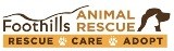 Foothills Animal Rescue Logo smallest